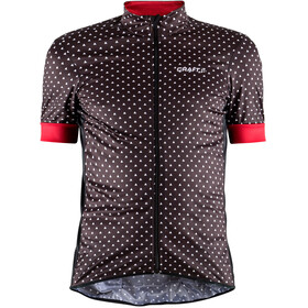 Craft Reel Graphic Jersey Men Red